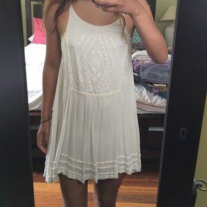 Billabong white beach dress